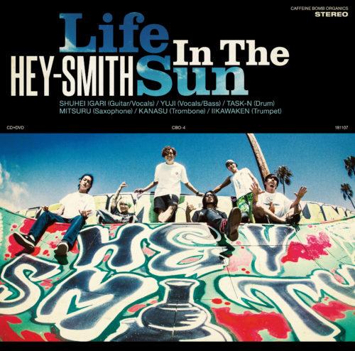 Life In The Sun(初回限定版:CD+DVD)