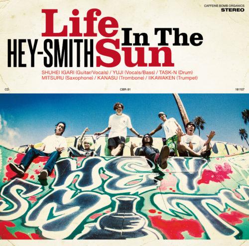 Life In The Sun(通常版:CDのみ)